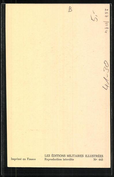 Künstler-AK Besatzungen französischer Kriegsschiffe, Cannoniers-Marins 1804 1
