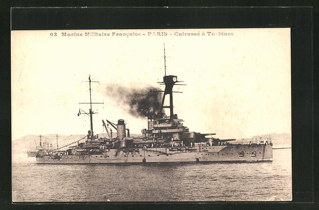 AK Marine Militaire Francaise,