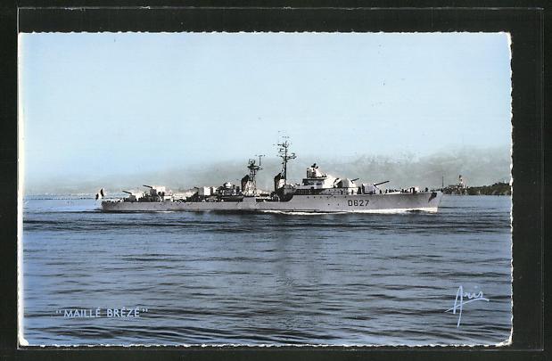 AK Toulon, Escorteur