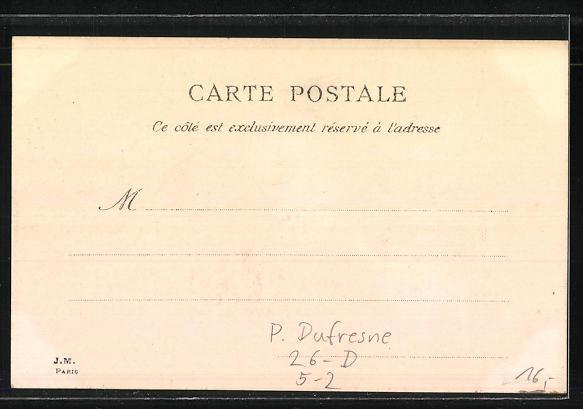Künstler-AK sign. P. Dufresne: Etrurie, la Coiffure de l'antiquite a nos Jours 1