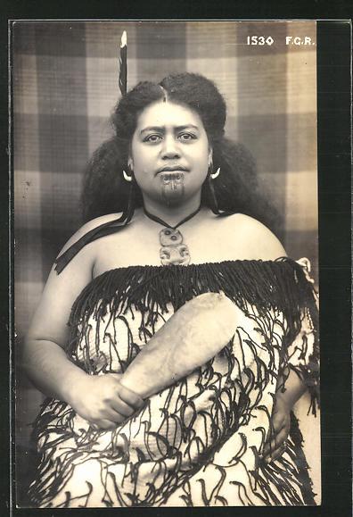 Bildergebnis für maori frau