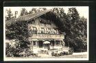 Bild zu AK Kreuth, Hotel ...