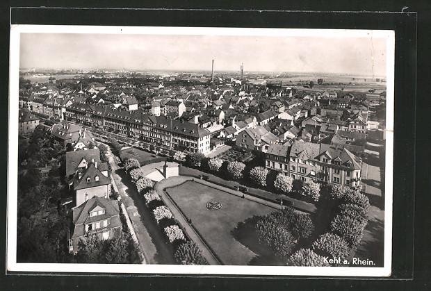 AK Kehl, Panoramablick