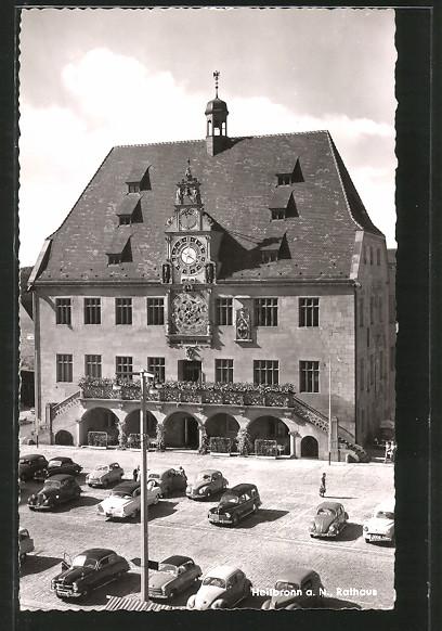 AK Heilbronn, Partie am Rathaus