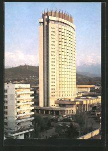 AK Alma-Ata, Hotel Kasachstan
