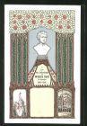 AK Wilhelm Hauff, zum 100. Geburtstage 1802-1902