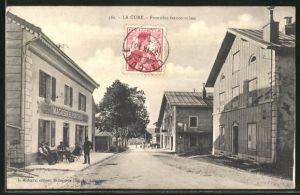 AK La Cure, Frontière franco-suisse