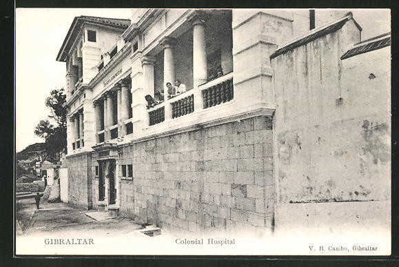 AK Gibraltar, Colonial Hospital