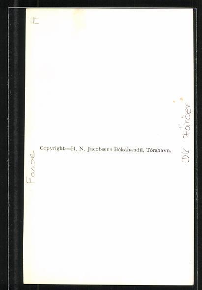 AK Torshavn / Färöer, Uti i Tinganesi, Strassenpartie 1