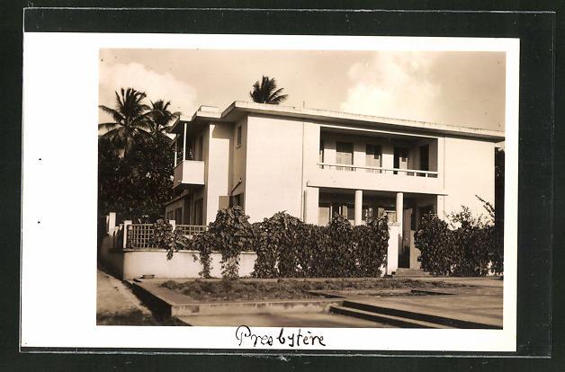 AK Morne à L'Eau, Presbytère, Modernes Gebäude