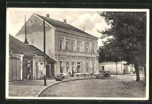 AK Kraljevo, Hotel
