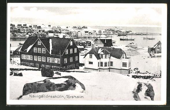 AK Färöer, Navigatiónsskúlin, Tórshavn 0