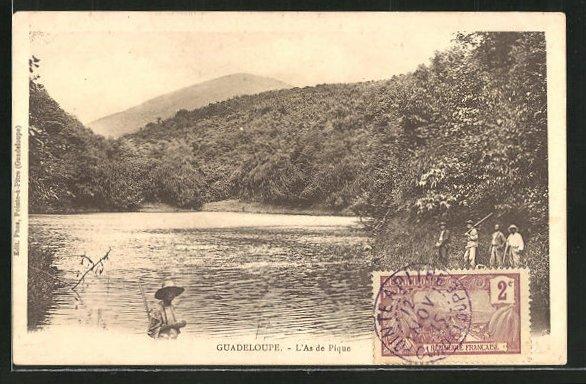 AK Guadeloupe, L'As de Pique