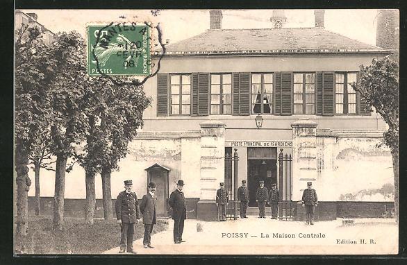 AK Poissy, La Maison Centrale