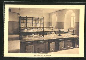 AK Schwyz, Laboratorium der Chemie im Kollegium Maria Hilf