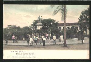 AK Bucaramanga, Parque Garcia Rovira