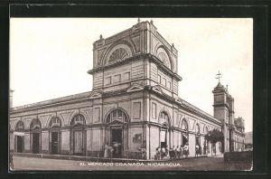 AK Granada, El Mercado