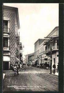 AK Barranquilla, Carrera-Francisco J. Palacio, Calle de San Roque