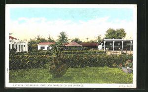 AK Managua, Instituto Pedagogico, Los Jardines
