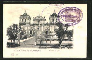 AK Leon, Catedral, Ansicht der Kathedrale