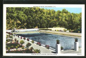 AK San Salvador, Piscina De La Chacra, Schwimmbad