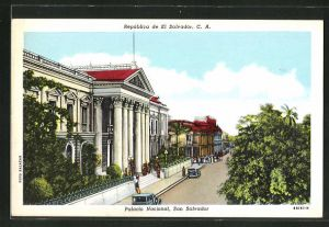 AK San Salvador, Palacio Nacional