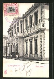 AK Guatemala, Palacio Presidencial