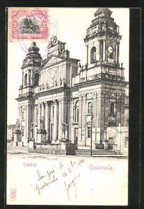 AK Guatemala, Catedral