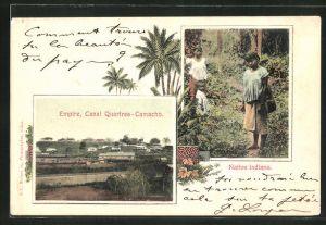 AK Camacho, Empire, Canal Quartes
