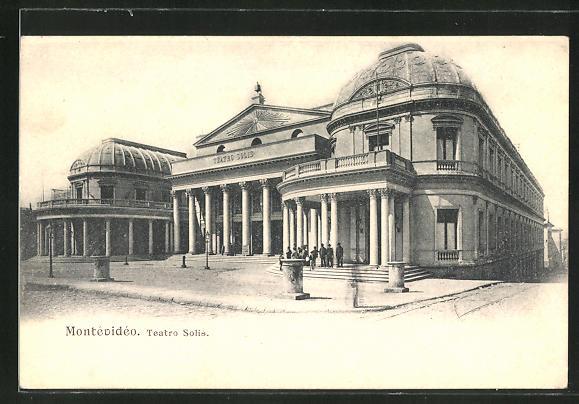 AK Montevideo, Teatro Solis