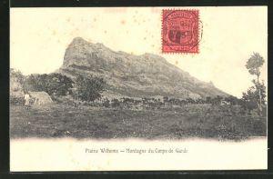 AK Maurice, Plaine Wilhelms, Montagne du Corps de Garde