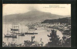 AK Saint Pierre, La Ville de Saint-Pierre avant l'Eruption