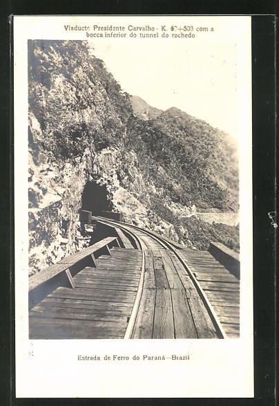 AK Paranaguá, Estrada de Ferro do Parana