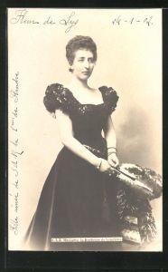 AK S.A.R. Madame la Duchesse de Vendome
