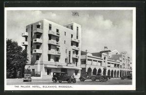 AK Bulawayo, Rhodesia, The Palace Hotel