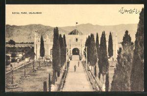 AK Jalalabad, Royal Park