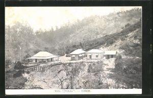 AK Timor, Villa Pahata