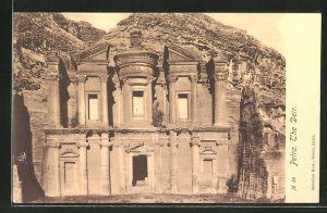 AK Petra, The Deir
