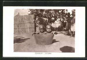 AK Zambèze, Jumeaux