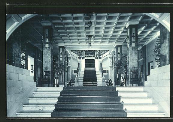 AK Chosen, The Government Stairways