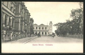 AK Colombo, View of Queen Street