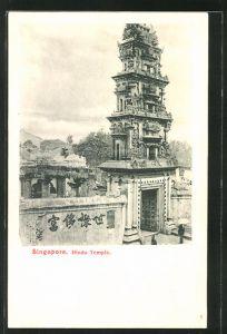 AK Singapore, Hindu Temple