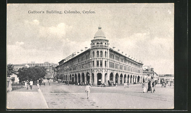 AK Colombo, Gaffoor's Building