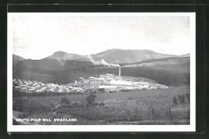 AK Zwaziland, Usutu Pulp Mill