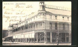 AK Johannesburg, Mounts Bay House, Chudleich