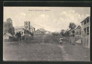 AK Monrovia, Street View