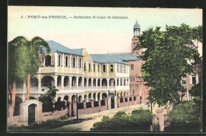 AK Port-au-Prince, Institution St-Louis de Gonzague