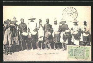 AK Niger, Un orchestre bozo