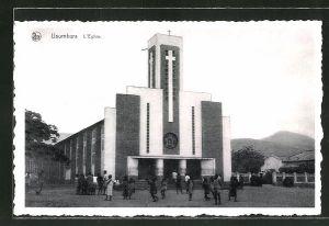 AK Usumbura, L'Eglise, Ansicht der Kirche