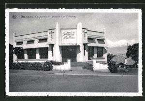 AK Usumbura, Le Chambre de Commerce et de l'Industrie